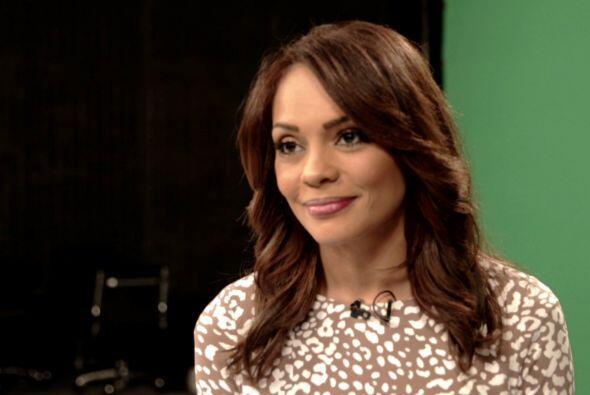 La periodista del Noticiero Univisión edición nocturna, Ilia Calderón se...