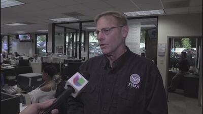 FEMA organiza recursos para las zonas afectadas por Florence