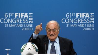 Fiscal General señaló que la corrupción en FIFA abarcó la reelección de...