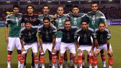 La inspiración para el 'look' de la Selección Mexicana en 2014 tendría s...