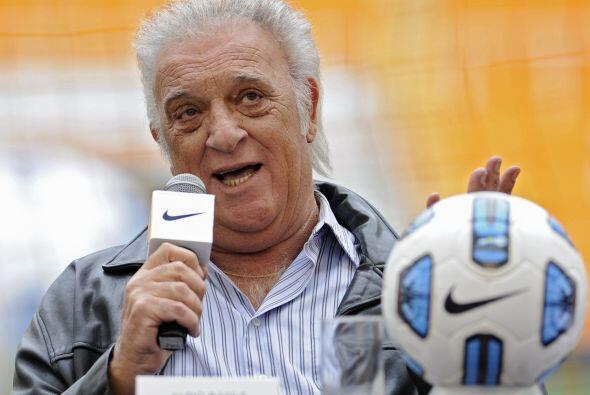 También estuvo presente Alfio Basile. El 'coco' se animó a decir que ''P...