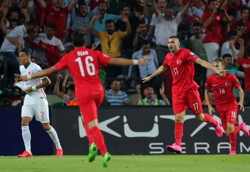 Eliminatoria rumbo a la Euro 2016