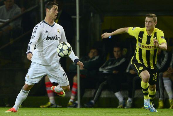 El Madrid quería mantener la buena racha con que cerraron el tiempo ante...