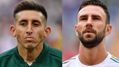Miguel Layún y Héctor Herrera, elegidos en el once ideal de jugadores latinos del Mundial