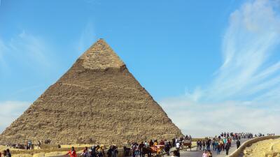 Así luce el queso más viejo del mundo fabricado hace 3,200 años en el Antiguo Egipto