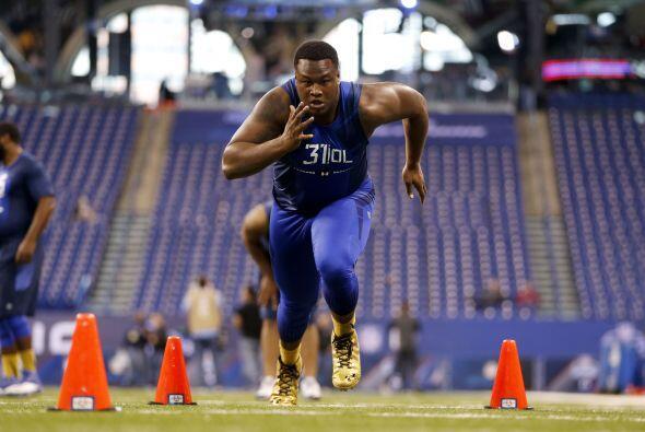 Selección 29 Indianapolis Colts: OT D.J. Humphries, Florida(AP-NFL).