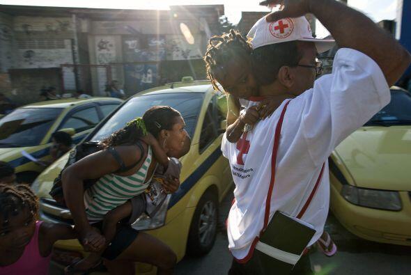Los operativos judiciales se han centrado en Vila Cruzeiro y en Complexo...
