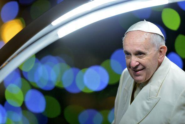 El papa Francisco fue sin duda una de las figuras más influyentes de est...