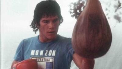 Carlos Monzón disputó 109 combates, de los cuales ganó 90 (59 por fuera...
