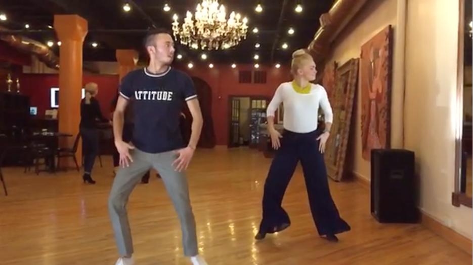 """Diego Guirado ya está listo para la competencia de baile """"Dancing w..."""