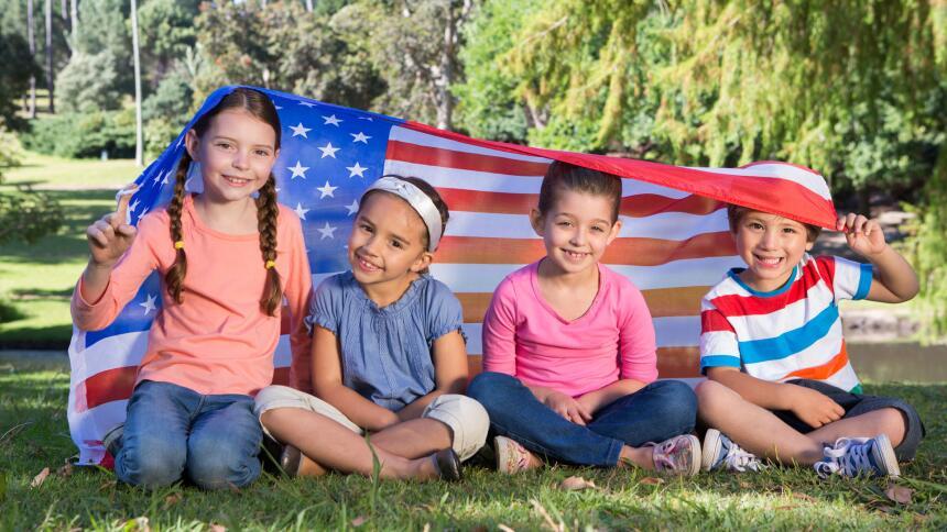 familias 4 de julio - celebración