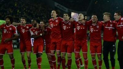 El club bávaro prefiere minimizar el tema del 'topo'.