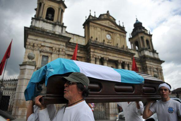 En Guatemala, el Instituto Nacional de Ciencias Forenses (Inacif) contab...