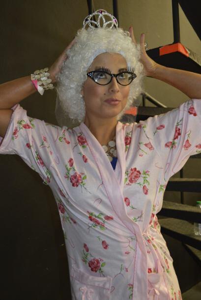¿Qué les dirá Osmel Sousa cuándo las vea en esa vestimenta? Las puertorr...