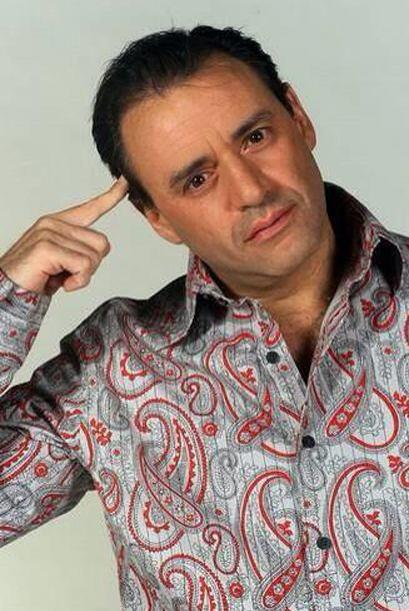 """Luis Ernesto consiguió mucha popularidad junto a los """"Mascabrothers""""."""