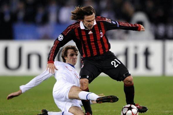 El AC Milan necesitaba ganar en Zúrich para seguir con vida en la compet...