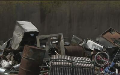 La ciudad de Los Ángeles parece estar ganándole 'la batalla' a la basura