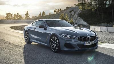 Mega Galería - BMW Serie 8 Coupe 2019