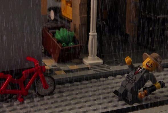 Escenas de la película 'Dirty Dancing', 'Singing in the Rain' y '...