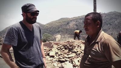 Relato de un recorrido entre la devastación, ayudando a Nepal
