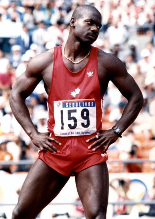 Ben Johnson: el atleta canadiense, uno de los mejores en su momento, dio...