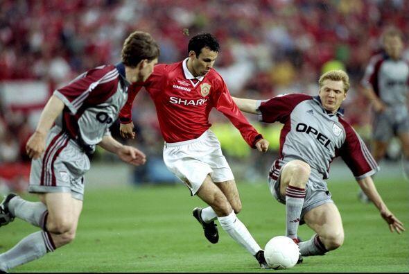 El segundo título de 'Champions' llegó hasta 1999, en una final digna de...
