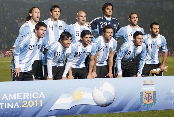 Argentina sumó su segundo empate consecutivo en esta Copa América, ahora...