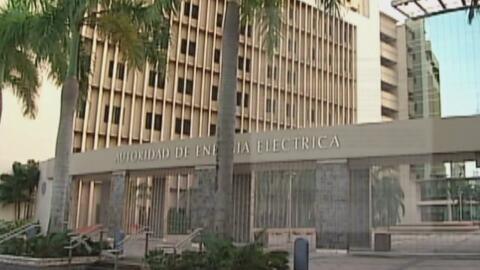 Edificio de la Autoridad de Energía Eléctrica de Puerto Rico.