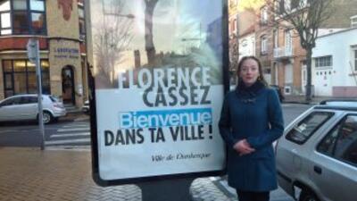 El encuentro tuvo lugar en el despacho profesional de Sarkozy y contó ta...