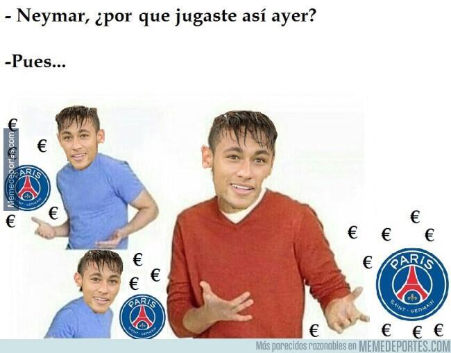 En memes: Neymar se inclina por los millones del PSG MMD_1025227_por_que...