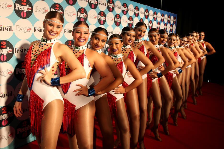 El grupo de baile Cali 'pal Mundo cautivó con sus movimientos y prof...