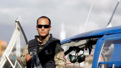 El inspector de policía y piloto Óscar Pérez era el hombre más buscado p...