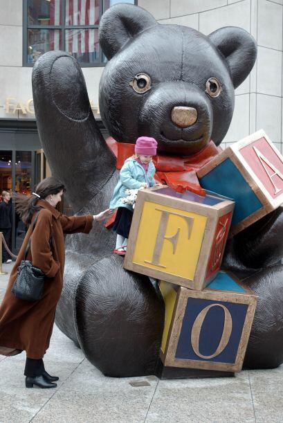 A partir de noviembre la mayoria de las tiendas Toys 'R' Us del país ten...