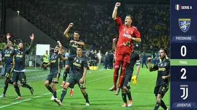 ¡Imparable! Juventus mantiene paso intacto con gol de Cristiano Ronaldo