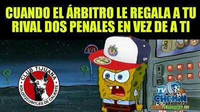 Los memes también 'golearon' a las Chivas
