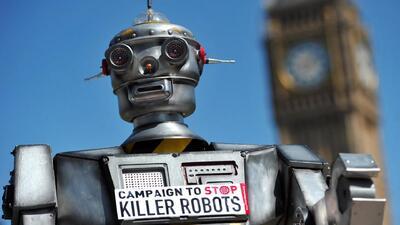 ONU busca legislar en contra del desarrollo de robots asesinos