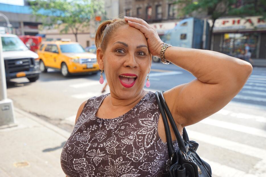 """Luz Rivas: """"Mucho repelente y dejé de viajar a Santo Domingo""""."""