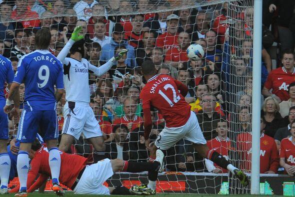 El jugador del Manchester United fue clave ante el Chelsea y causó daño...