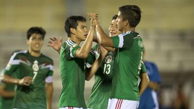 El Tri venció al El Salvador y llegó a 12 unidades y jugará el próximo M...