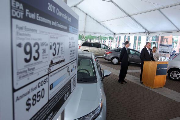 La regulación para la eficiencia de combustible del año 2010, desarrolla...