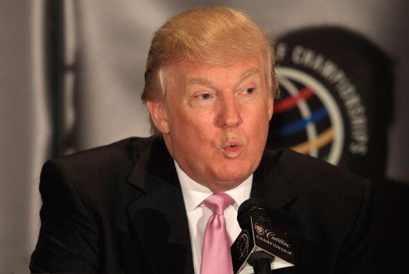 Donald Trump se enfureció ante estas acusaciones y la demandó por difama...