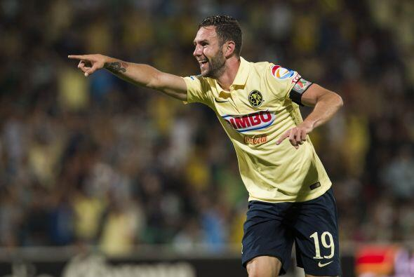 Lo que Miguel Layún realizó en Torreón al convertir los cuatro goles con...