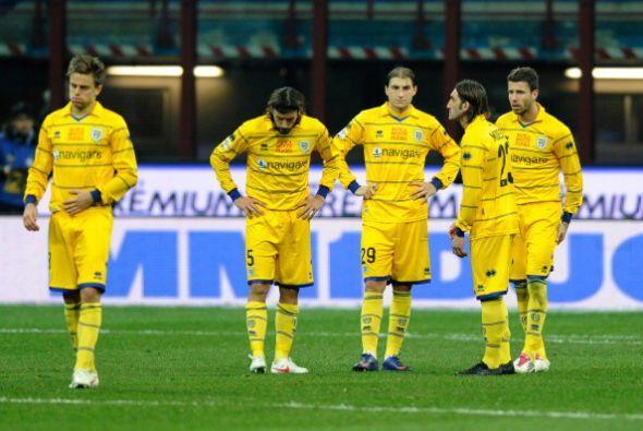 Mientras que los de Parma se fueron con una preocupación importante.