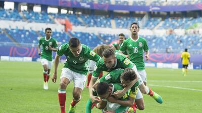 México debutó con triunfo 3-2 contra un sorpresivo Vanuatu en el Mundial Sub-20