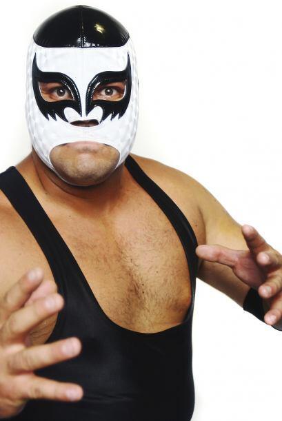 """Eustacio """"Tacho"""" Jiménez Ibarra, fue un luchador mexicano conocido en el..."""