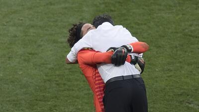 Para Ochoa, más que merecido los halagos a Osorio