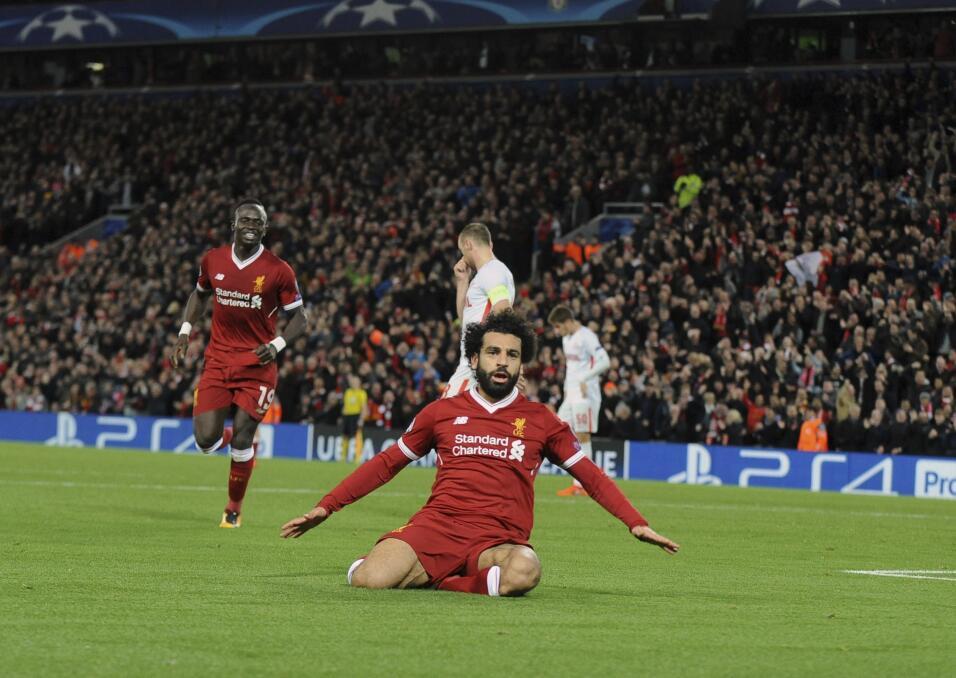 22. Mohamed Salah (Liverpool / Egipto)