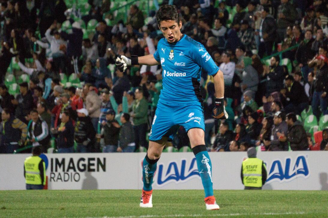 En fotos: Santos venció 2-1 a Toluca en el grupo 4 de la Copa MX 2018012...