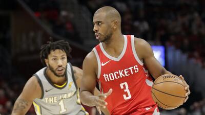 Rockets vs Cavaliers