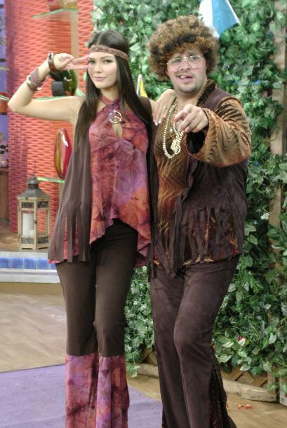 ¡Paul, Ana y 'Frijolito' también lucieron increíbles!